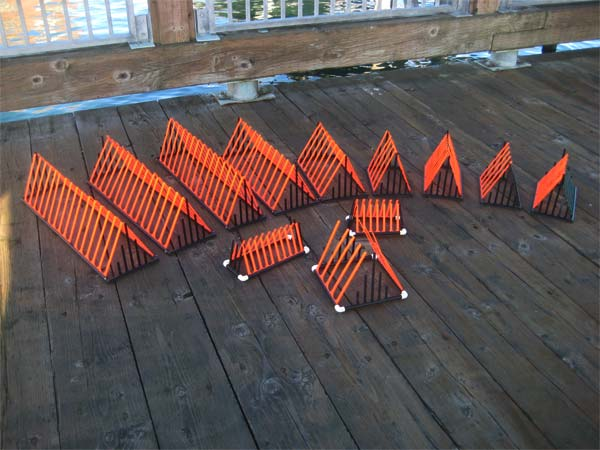 Neptune Marine Products | Triggersentrances for Fish and Shellfish Pots and Traps